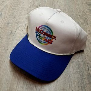 Vintage Graphic Trucker Hat. Perfect Condition!